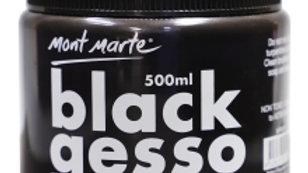 Mont Marte - Black Gesso