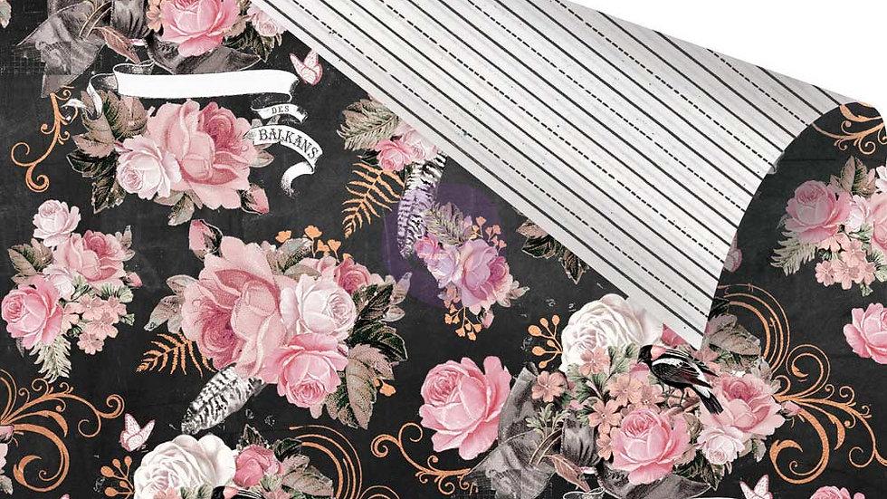 Prima Amelia Rose Collection - Dark Florals