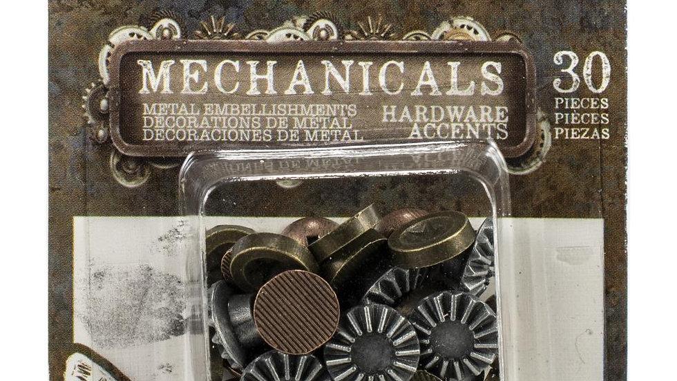 Finnabair Mechanicals - Hardware Accents