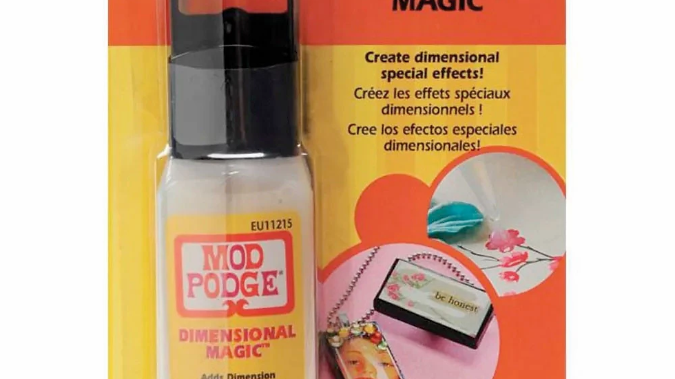 Dimensional magic  2 fluid oz
