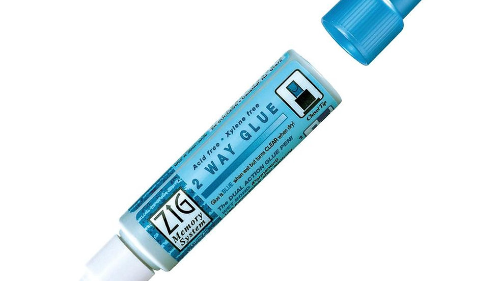 2 way glue chisel tip