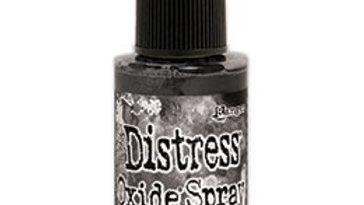 Distress Oxide Sprays - Black Soot