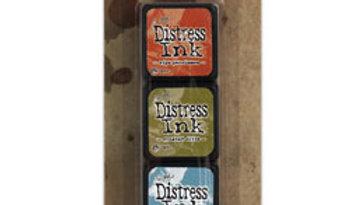 Distress Inks Mini Sets - Set 8