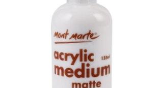 Mont Marte - Acrylic Medium (Matte)
