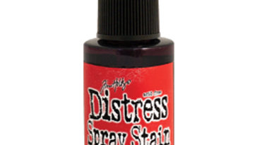 Distress Spray Stain - Candied Apple