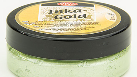 Inka gold Mint Green