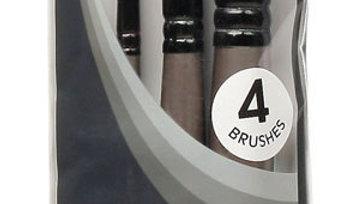 Monte Marte  Gallery Series brush Set of 4