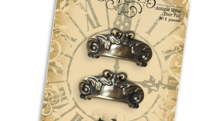 Graphic 45 - Antique Metal Door Pull