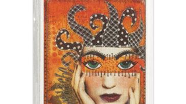 Dylusions Self Adhesive Canvas sheets Dyan Reaveley