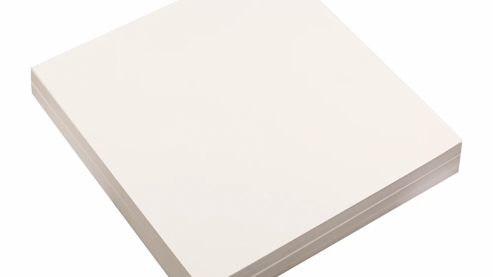 Smooth Cardstock - White 20 sheets