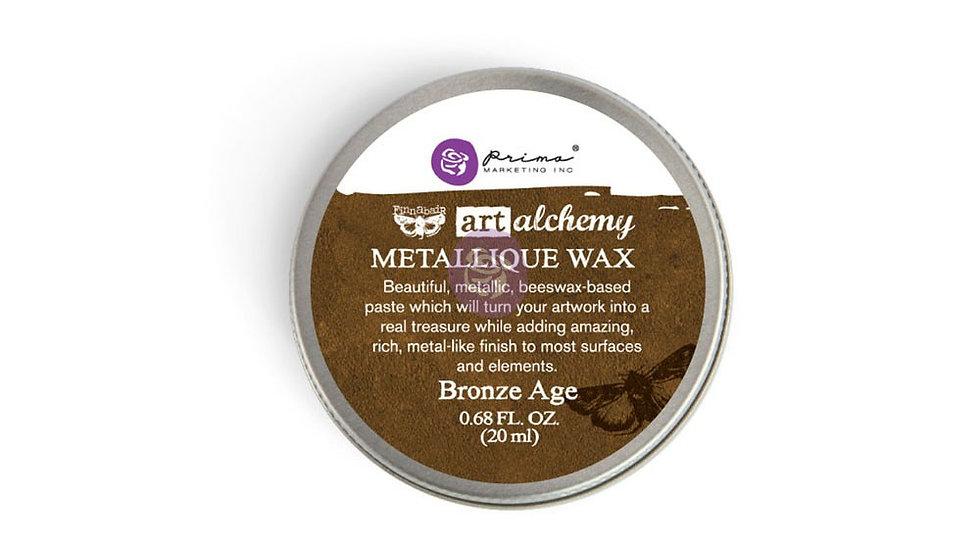 Alchemy-Metallique Wax – Bronze Age.68oz (20ml)