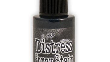 Distress Spray Stain - Black Soot