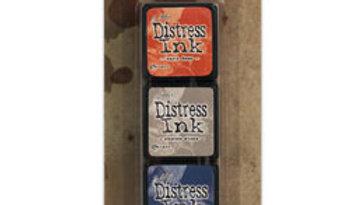 Distress Inks Mini Sets - Set 5