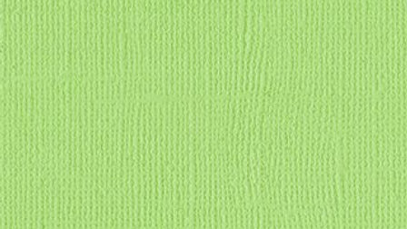 Down Under Cardstock - Green Melon pk of 4 sheets