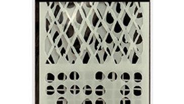 dylusions Dyalog Stencil