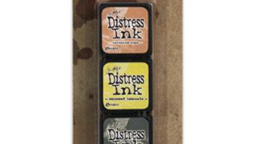 Distress Inks Mini Sets - Set 10