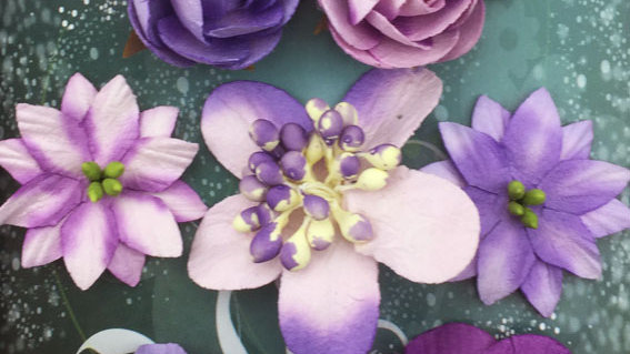 Green Tara Rustic Collection Lavender