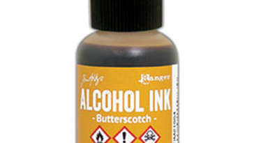 Alcohol Ink - Butterscotch
