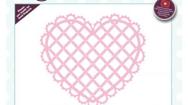 Creative Epresssions Woven Heart