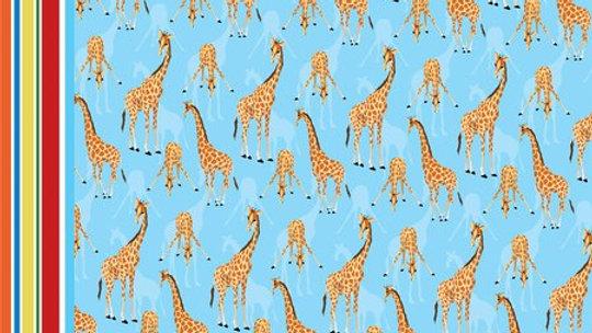 Carta Bella Zoo Adventure Giraffes