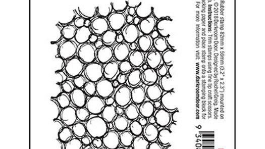 Darkroom Door Texture Stamp - Circles