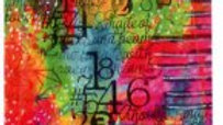 Coloured  Numbers by Niamh Baly