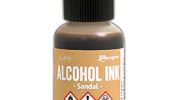 Alcohol Ink - Sandal