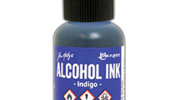 Alcohol Ink - Indigo