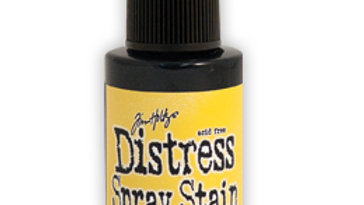 Distress Spray Stain - Mustard Seed