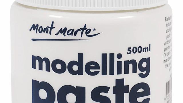Mont Marte modelling paste