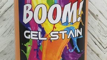 Boom Gel Stain  Pea Flower Orange