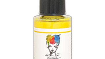 Dina Wakley Gloss Spray Lemon  2 oz