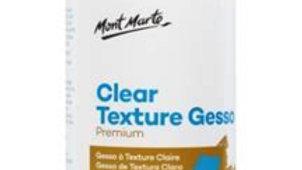 Mont Marte Clear Texture paste