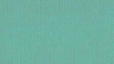 Down Under Cardstock - Turquoise pk of 4 sheets