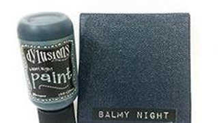 dylusions paints    Balmy Night