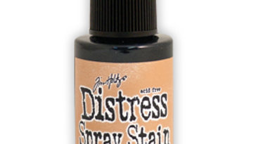 Distress Spray Stain - Tea Dye