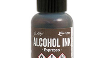 Alcohol Ink - Espresso