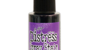 Distress Spray Stain - Wilted Violet