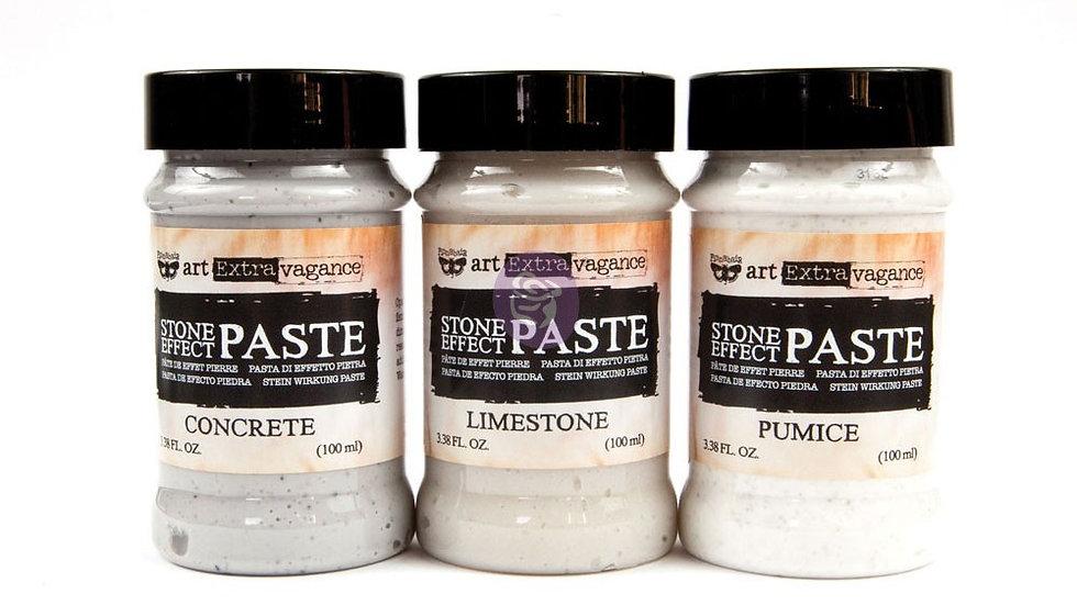 Finnabair Stone effect Paste sold Seperately, limestone