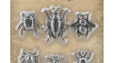 Tim Holtz Adornments - Entomology