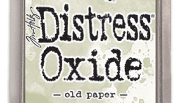 Ranger Distress Oxide Old Paper