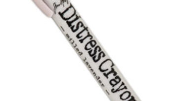 Tim Holtz Distress Crayons - Milled Lavender