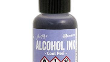 Alcohol Ink - Cool Peri