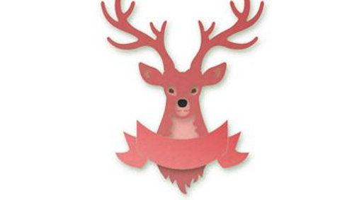 Ultimate Crafts metal Die Prancer