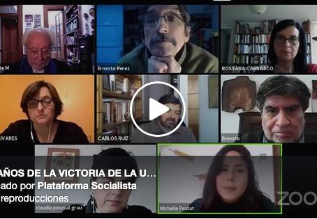 Foro ¿Por qué triunfó Allende?