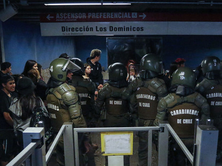 "Figuras del socialismo responden a Insulza: ""Esto no se soluciona con represión"""