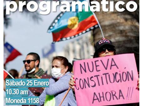 Encuentro Programático Plataforma Socialista
