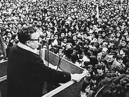 A medio siglo del triunfo de Allende por Jorge Arrate