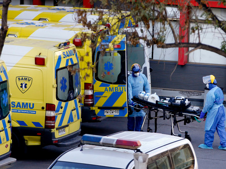 Pandemia en su hora crítica y la banalidad de un acuerdo