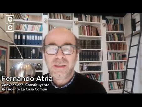 Reporte Convención Constitucional: ¿Cómo vamos? - Fernando Atria